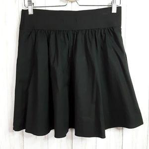 Express Design Studio Black Skirt Pockets Medium